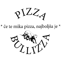 Logotip Pizzeria Bullizza