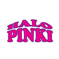 Logotip Halo Pinki