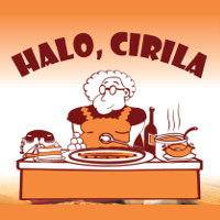Logotip Halo Cirila