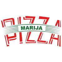 Logotip Pizza Marija